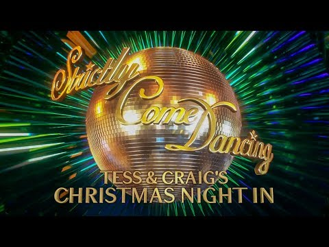 Strictly Come Dancing DVD Trailer – Tess & Craig's Christmas Night In - BBC