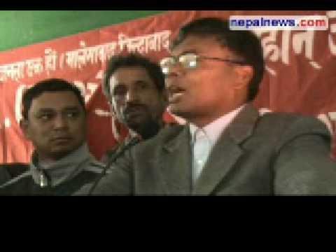Matrika to 'reconstitute Maoist party