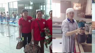 Thương cho phận Osin Việt bên Ả Rập Xê Út bị bóc lột, đánh đập bán qua tay
