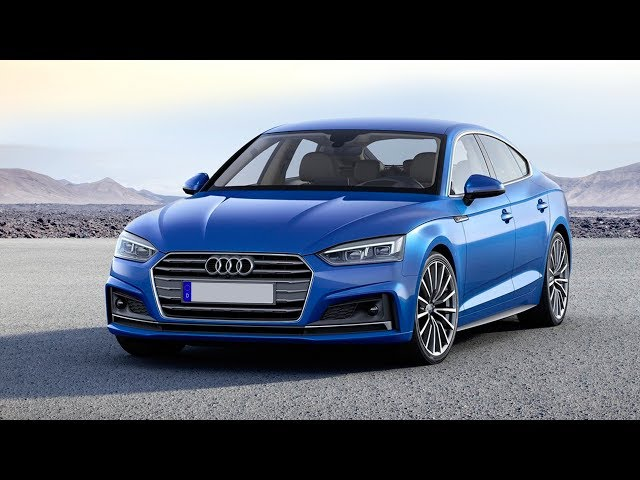 Audi A5 2018 - Exterior | The all-new Audi A5 Coupe & Audi ...
