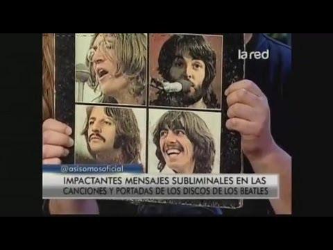 SALFATE | Mensajes Subliminales en las Canciones y Portadas de Los Beatles