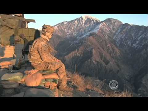 Troops spend Christmas in Afghanistan