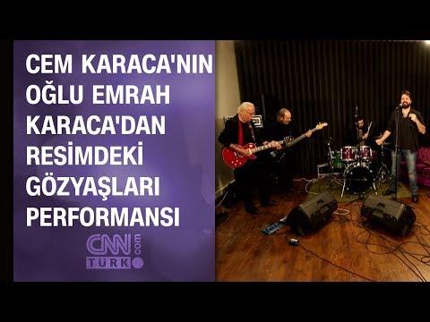 Emrah Karaca'dan Resimdeki Gözyaşları performansı