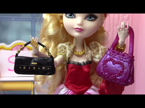 Monster High Clawdeen Wolf Thanksgiving Thursday Black Friday Shopping Mall Work Dolls Disney