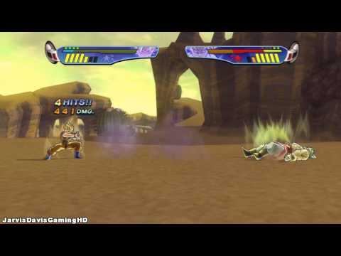 Dragon Ball Z Budokai 3 Hd Collection: Story Mode - Goku Vs Broly video