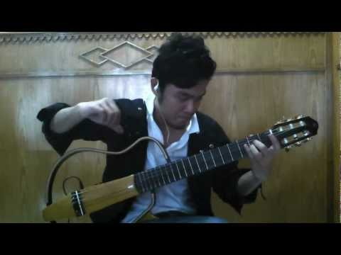 【cherrybelle】 Dilema - Classical Fingerstyle Guitar video