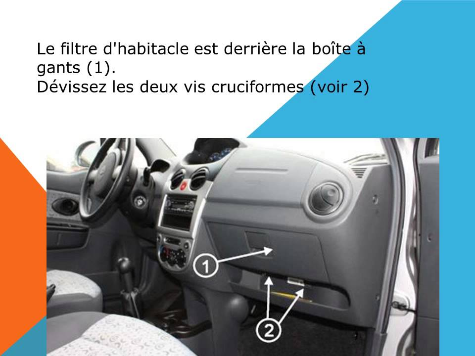 comment changer le filtre d 39 habitacle filtre anti pollen du chevrolet matiz youtube. Black Bedroom Furniture Sets. Home Design Ideas