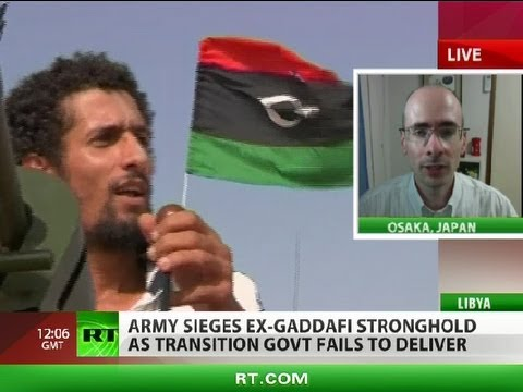 Predictable Chaos: 'Libya ungoverned & ungovernable'
