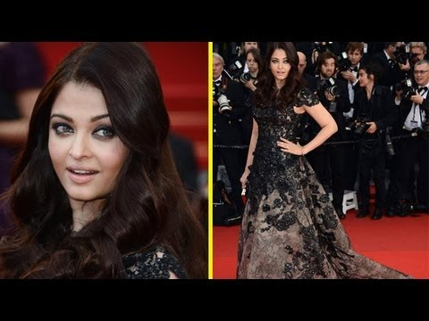 Watch Aishwarya Rai Bacchan At Cannes