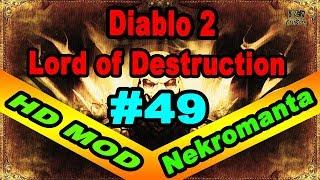Zagrajmy w Diablo 2 LoD: HD MOD #49 Nightmare'owy hazard