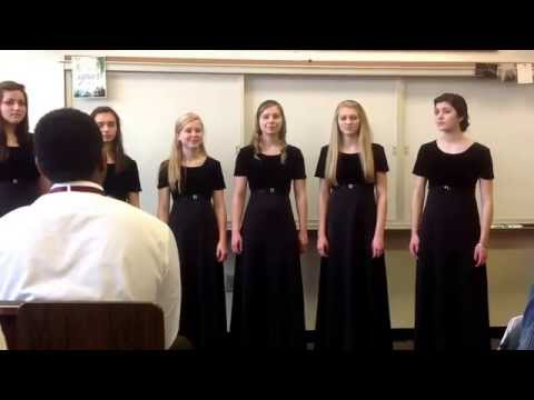 """Down by the Sally Gardens"" Hartford Christian Academy Ladies Ensemble"