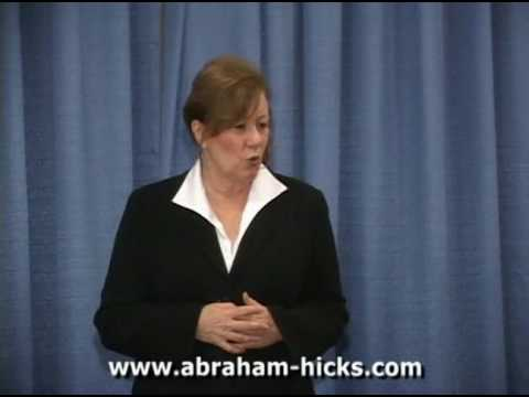 Abraham: I'M IN THE VORTEX - Esther & Jerry Hicks