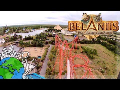 Belantis | Der Park mit der Pyramide
