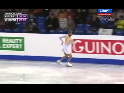 Carolina Kostner - Budapest 2014 - Ave Maria - (simile alla performance di Sochi 2014)