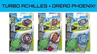 Turbo Achilles A4, Dread Phoenix P4 + MORE! CRAZY BEYBLADE NEWS!