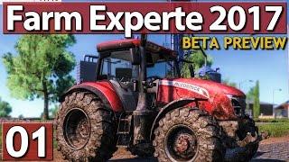 Farm Experte 2017 Gameplay ► BETA PREVIEW deutsch german #1