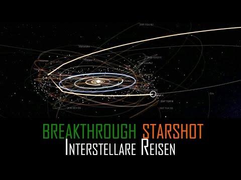 NASA Project: Breakthrough Starshot   Lasergestütztes Antriebssystem