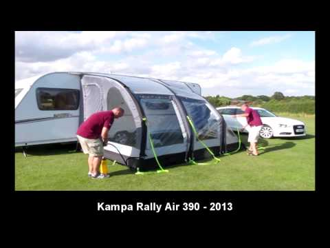 Kampa Rally Air 390 How To Make Amp Do Everything