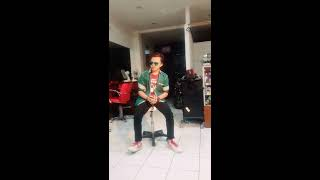Memeluk Angin Rama Eru feat Charly VHT Original Video Clip