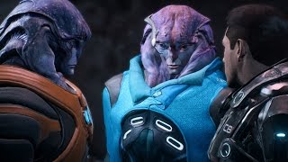 Mass Effect: Andromeda - Jaal Loyalty Mission