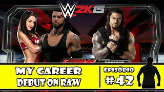 WWE 2K15 (PS4) - My Career: Mago Debut on RAW - #42