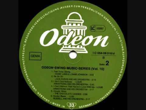 Eddie Lang&Lonnie Johnson - Two Tone Stomp - New York, 17.11. 1928