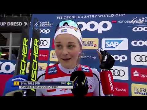 Этап кубка мира по лыжным гонкам в Дрездене 2019 - обзор от Типичного Лыжника