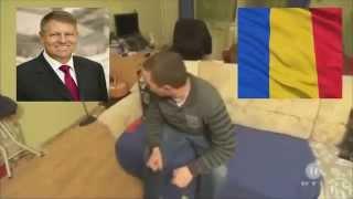 Psycho Andreas Feiert Den Rumänischen Nationalfeiertag