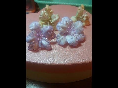 Лилии из бумаги своими руками скрапбукинг 8