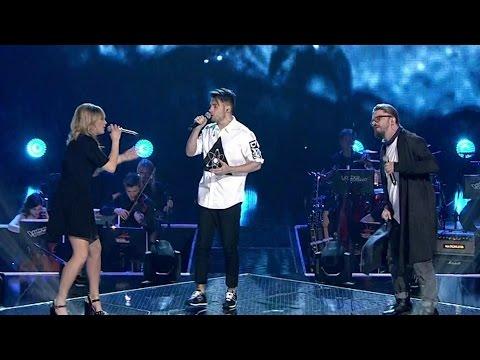 "The Voice of Poland VI – Julia i Jędrek Skibowie oraz Tobiasz Staniszewski – ""Impossible""–  Live"
