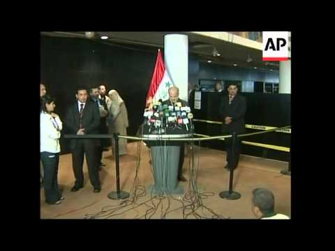 WRAP Iraq's new government fills six vacant cabinet seats
