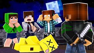 Minecraft : QUEM É O IMPOSTOR MALUCO NO MINECRAFT?!