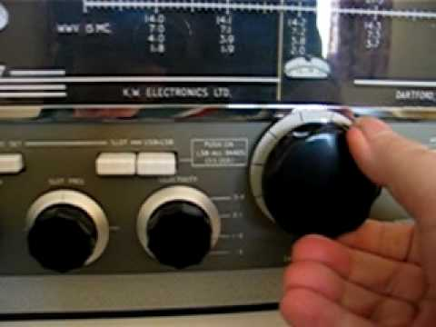 KW77 Amateur Radio Receiver