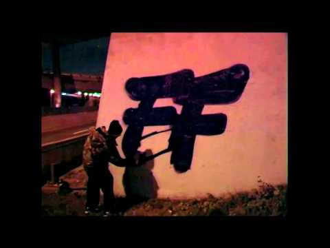 KILLA EF Graffiti Documentary - Stompdown Killaz - Montreal