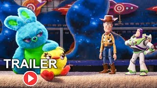 Toy Story 4 Trailer 2 ESPAÑOL LATINO 2019