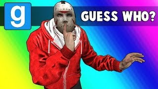 Gmod Guess Who Funny Moments - Office Layoffs (Garry's Mod)