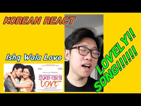KOREAN REACT ON Ishq Wala Love   SOTY Alia Bhatt Sidharth Malhotra