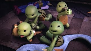 Turtle Babies Story Teenage Mutant Ninja Turtles Legends