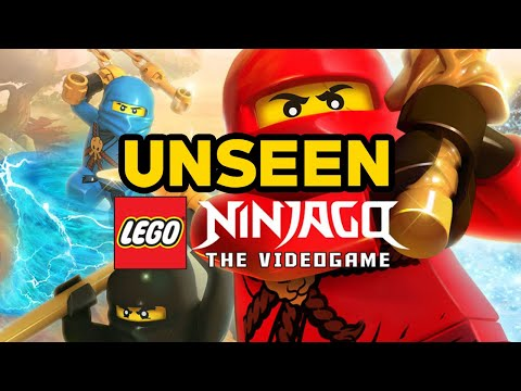 LEGO Ninjago the Videogame - Warner Trailer for DS [HD]