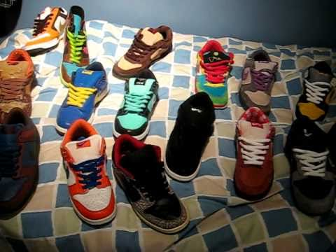 Nike Dunk SB Collection