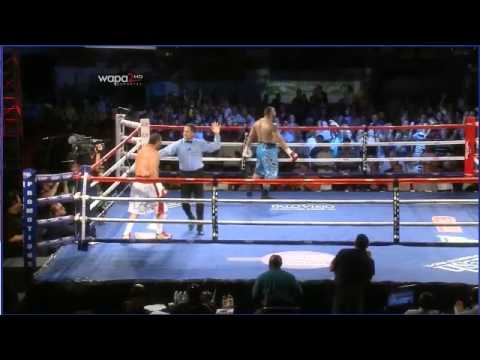 "Carlos ""El Chicano"" Cotto vs Jimmy Suarez [Boxeo]"