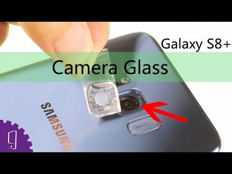 Samsung Galaxy S8 Plus Camera Glass Repair Guide