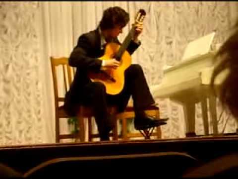 Johann Kaspar Mertz Capriccio op.13
