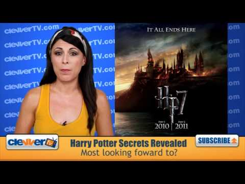 Harry Potter and the Deathly Hallows Screening Reveals Part 1 Secrets
