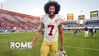 Fallout From Colin Kaepernick's Workout | The Jim Rome Show