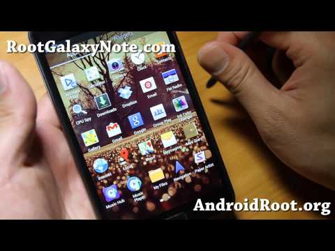 Ultimate ROM for Rooted Galaxy Note GT-N7000! [Official JB Base XXLSZ]