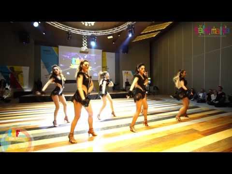 Rising Ladies by Nur Ozkan - Trio Dans | EDF 2017
