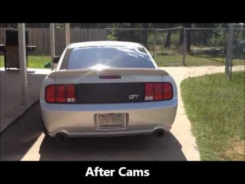 2005 Mustang GT with Mutha Thumpr Comp Cams