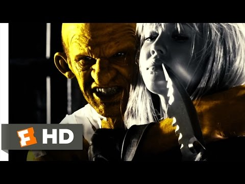 Sin City (11 12) Movie Clip - So Long, Junior (2005) Hd video