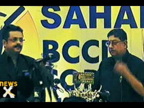 Sahara-BCCI meet postponed to Monday- NewsX